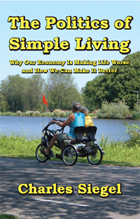 Politics of Simple Living Cover