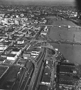 Harbor Drive In 1964